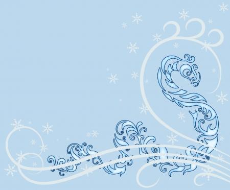 snake year: Serpiente a�os, tarjeta de A�o Nuevo con el s�mbolo del zodiaco chino 2013