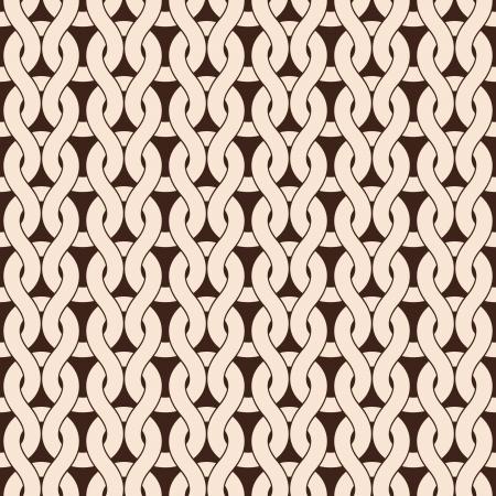 spokes: Patr�n de punto sin costuras en color natural