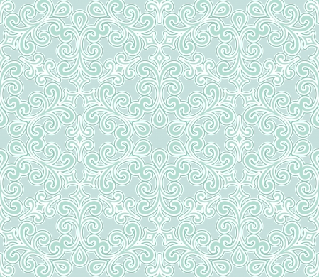 Abstract floral seamless pattern Stock Vector - 16905120