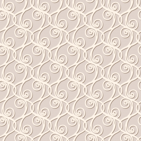 Abstract seamless pattern in pale colors Stock Vector - 17474809