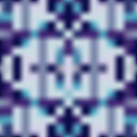 fuzzy: Abstract seamless pattern Illustration