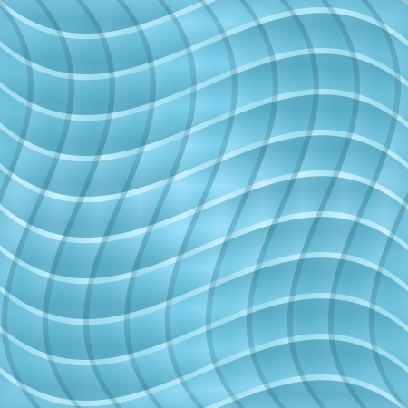 Abstract wavy background, seamless pattern  Vector