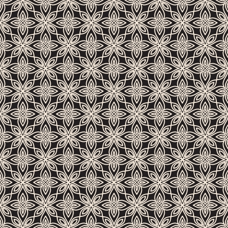 Abstract seamless pattern, decorative lace texture Stock Vector - 19716275