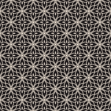 Abstract old lace seamless pattern Stock Vector - 20406248