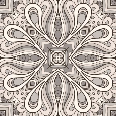 Abstract grey wallpaper pattern Stock Vector - 20406251