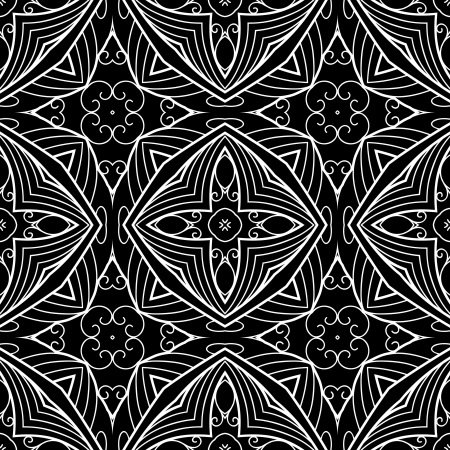 Abstract geometric seamless pattern Stock Vector - 22123103