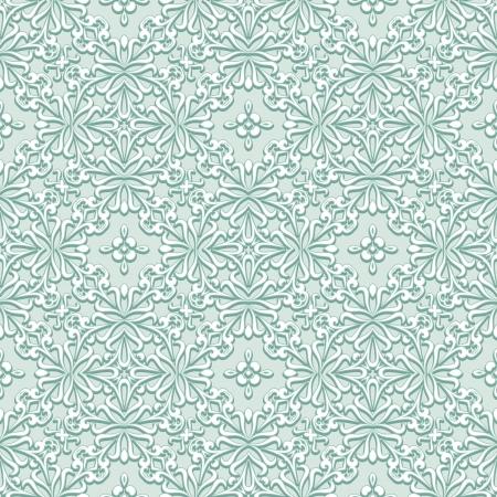 抽象的なシームレス パターン、緑生地のテクスチャ 写真素材 - 22474133