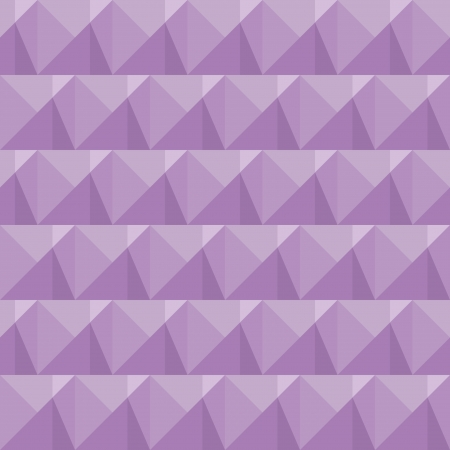 Abstract geometric seamless pattern, polygonal background Vector