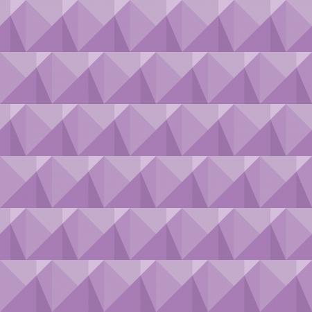 three cornered: Abstract geometric seamless pattern, polygonal background