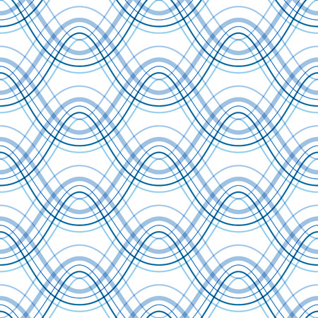 twisty: Abstract wavy background, seamless pattern