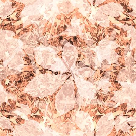 pintura abstracta: Resumen de fondo de la acuarela, hojas de otoño papel pintado, la textura del suelo del bosque, modelo inconsútil