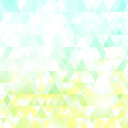 diamond background: Abstract diamond background, low-poly geometric texture Illustration