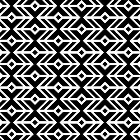 Abstract geometric pattern Illusztráció
