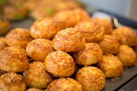 concoct: coconut cookies Stock Photo