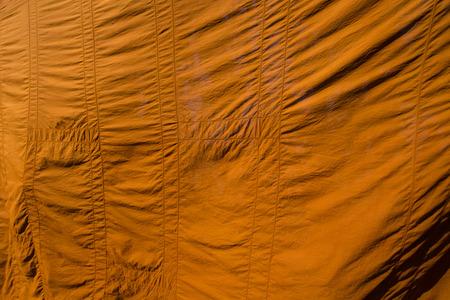 yellow robe of Buddhist monk Stock fotó
