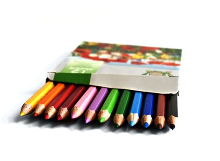 stimuli: Pencils Stock Photo