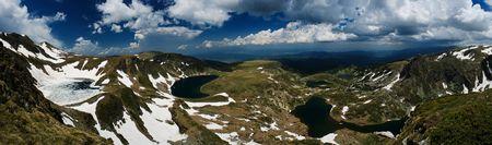 The Rila lakes Reklamní fotografie