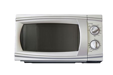microwave oven: Microwave oven
