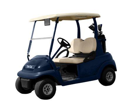 golf cart: Golf car
