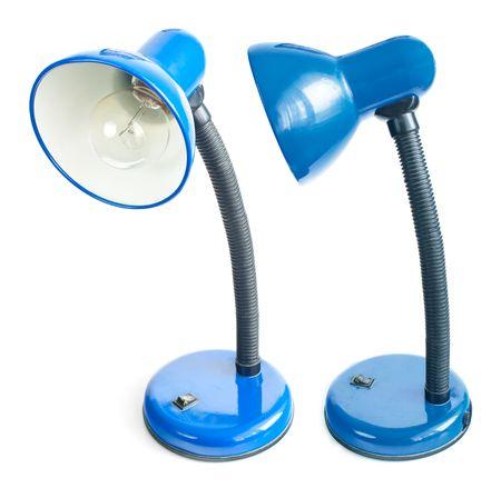 Night lamp isolated on white background Stock Photo - 5758141