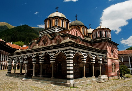 Rila monastery - Bulgaria photo