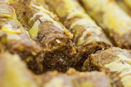 baklava: Turkish baklava Stock Photo