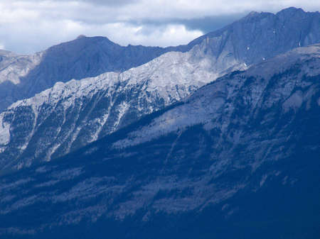 Pyramid Mountain, Jasper, Alberta