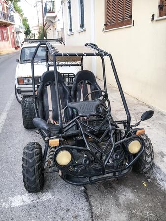 All terrain vehicle ATV