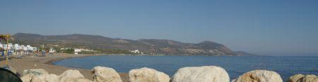 panorama Akamas Cyprus