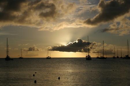 lucia: St Lucia Sunset