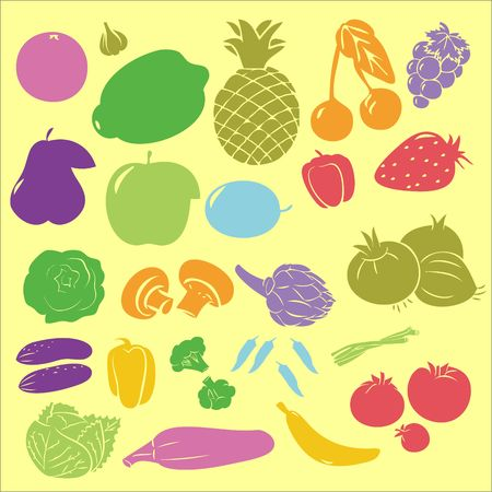 Fruits Clip art Vector