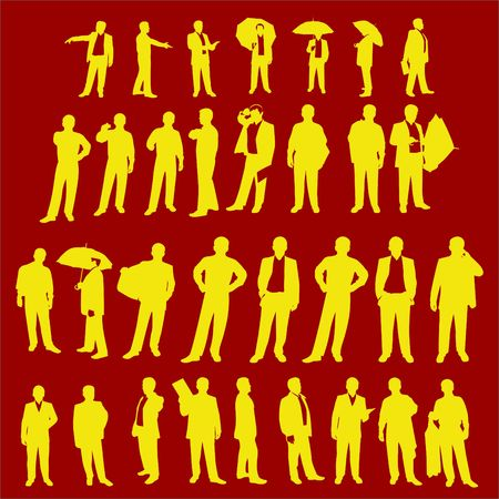 People Vector Digital Clipart Vector