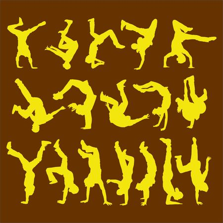 Dance Vector Digital Clipart 3 Vector