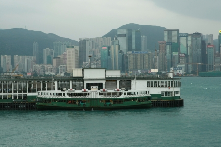 Hong Kong ferry is in operation for more than 120 years and is one main tourist attractions
