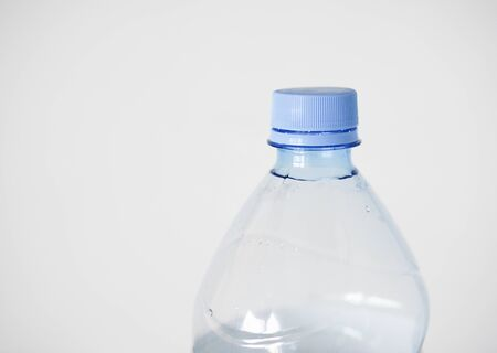 a plastic bottle of water environment environmental pollution waste