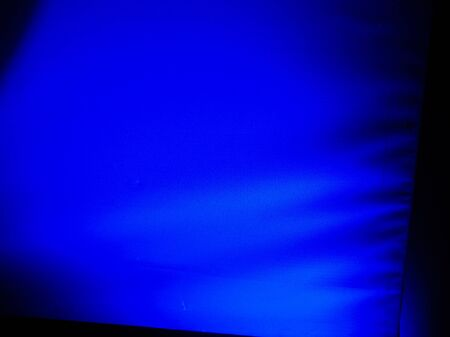 modern surreal neon abstract blue trend background Banco de Imagens