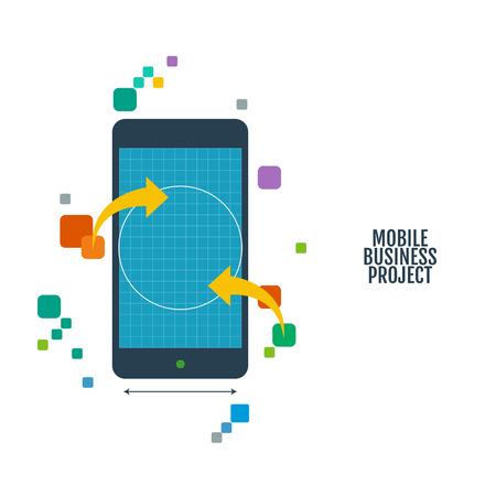 solder: Mobile repair and development illustration
