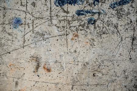 garabatos: la calle del grunge textura conjunto de fotos oxidado. Foto de archivo
