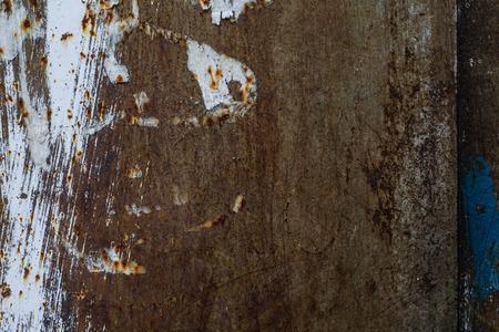 scarry: Rusty grunge metal texture photo set.