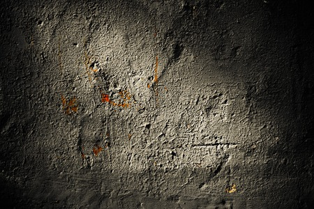 scarry: Grunge wall of the old house with filter effect. Textured background