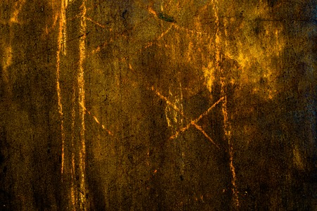 murky: Rusty grunge metal texture with filters and effects photo set.