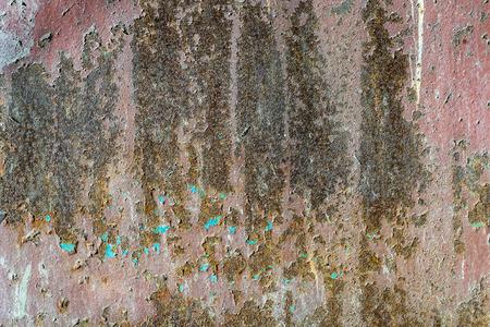 garabatos: Rusty grunge metal texture photo set.