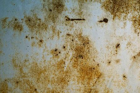 scrawl: Rusty grunge metal texture photo set.