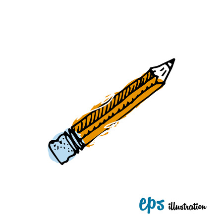 office accessories: School and office accessories vector drawings. More in portfolio.