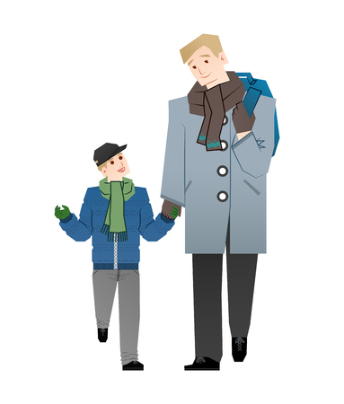 nontraditional: single dad