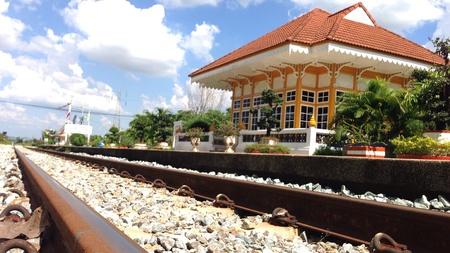 metal: Train station