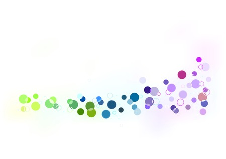 Abstract Vector Lights. Background Collection. Stock Vector - 5088356