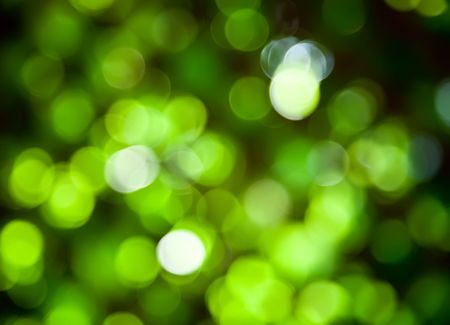 green texture: Green Abstract Lights. Unfocused Light Background Series.