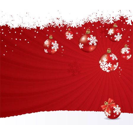 Christmas abstract background. Christmas backgrounds collection. Vector
