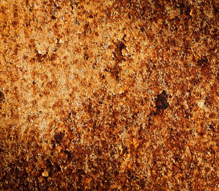 Rusty metal texture can be used as background Stock Photo - 6487304